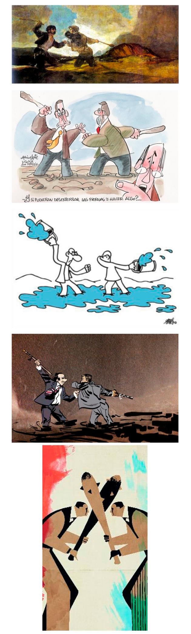 la inutilidad de la confrontacion