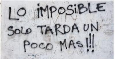 imposible tarda más