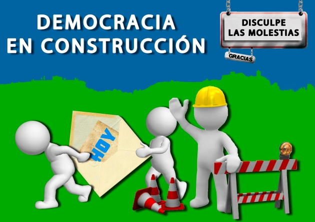DEMOCRACIA EN CONSTRUCCION