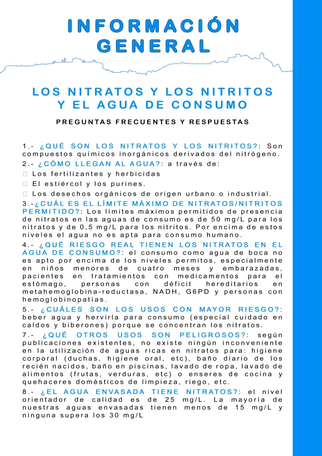 riesgos nitratos